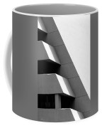Concretely Abstract View Coffee Mug