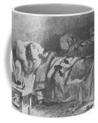 Conditions In Bellevue Hospital, New Coffee Mug