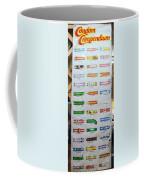 Condom Compendium Sign Thailand Coffee Mug