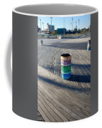 Coney Island Boardwalk Coffee Mug