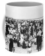 Coney Island New York - 1912 Coffee Mug