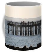 Coney Island Pier Coffee Mug