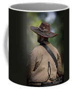 Confederate Cavalry Soldier Coffee Mug