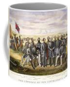 Confederate Generals Coffee Mug by Granger
