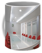 Conference Room Coffee Mug by Setsiri Silapasuwanchai