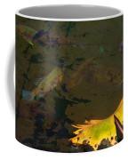 Conferring With The Yellow Coffee Mug