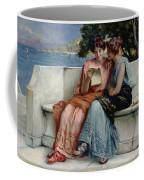 Confidences Coffee Mug by Guglielmo Zocchi