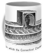 Connecticut: Charter Box Coffee Mug