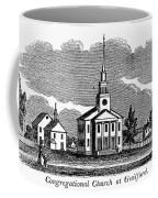 Connecticut: Church, 1836 Coffee Mug