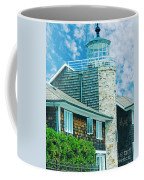 Conneticut Coastal Home Coffee Mug