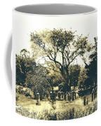 Conneticut Family Plot Coffee Mug