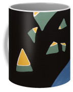 Containers In Space Coffee Mug
