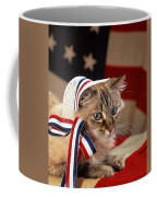 Contemplative Patriot Coffee Mug