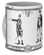 Continental Army Coffee Mug
