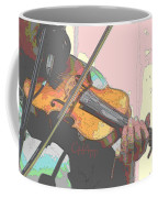 Contorno Fiddle Coffee Mug
