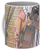 Contorno Guitarist 1 Coffee Mug