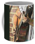 Contorno Guitarist 2 Coffee Mug