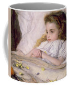 Convalescent Coffee Mug by Frank Holl