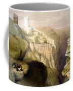 Convent Of St Saba Coffee Mug