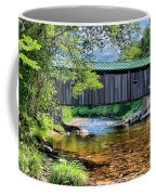 Cool And Green And Shady Coffee Mug