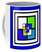 Cool Blue Coffee Mug