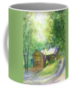 Cool Colorado Cabin Coffee Mug