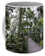 Cool House Inside The National Orchid Garden In Singapore Coffee Mug