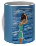 Cool Ocean Breeze Coffee Mug