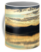 Copper Sky And Reflections Coffee Mug