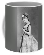 Cora Pearl (c1835-1886) Coffee Mug