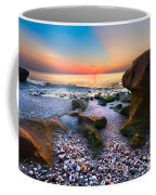 Coral Dawn Coffee Mug