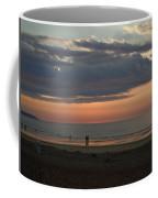 Coral Haze Sunrise Coffee Mug
