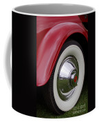 Cord Fender Coffee Mug