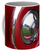 Cord Hubcap Coffee Mug