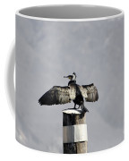 Cormorant Bird Coffee Mug