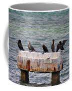 Cormorants Key West Coffee Mug