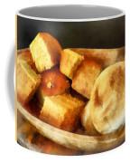 Cornbread And Rolls Coffee Mug