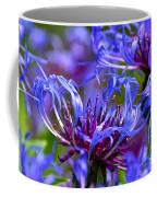 Cornflower Color Coffee Mug