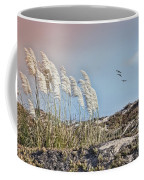 Coronado Island Pampas Grass Coffee Mug