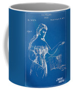 Corset Patent Series 1877 Coffee Mug