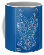 Corset Patent Series 1905 French Coffee Mug