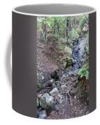 Corte Madera Creek On Mt Tamalpais Coffee Mug
