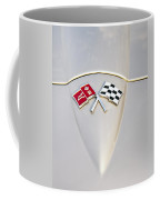 Corvette Emblem Coffee Mug