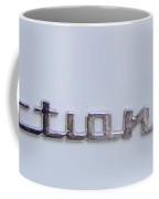 Corvette Fuel Injection Coffee Mug