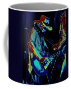 Cosmic Cdb At Winterland In 1975 Coffee Mug
