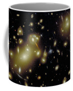 Cosmic Magnifying Glass Coffee Mug