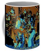 Cosmic Winter Blues 1975 Coffee Mug