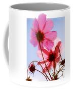 Cosmos Flowers Coffee Mug