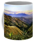 Costa Rica Rolling Hills 1 Coffee Mug