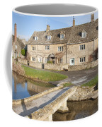Cotswold Village Of Lower Slaughter Coffee Mug